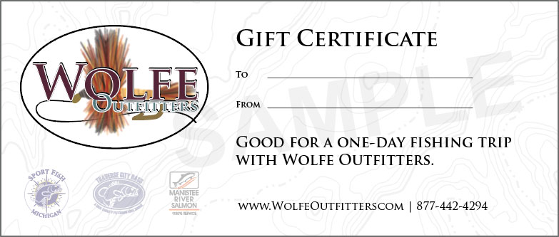 Wolfe Outfitters Gift Certificates